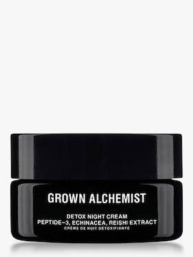 Detox Night Cream: Peptide-3, Echinacea, Reishi Extract 40ml