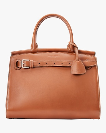 Ralph Lauren Collection Medium RL50 Leather Handbag 1