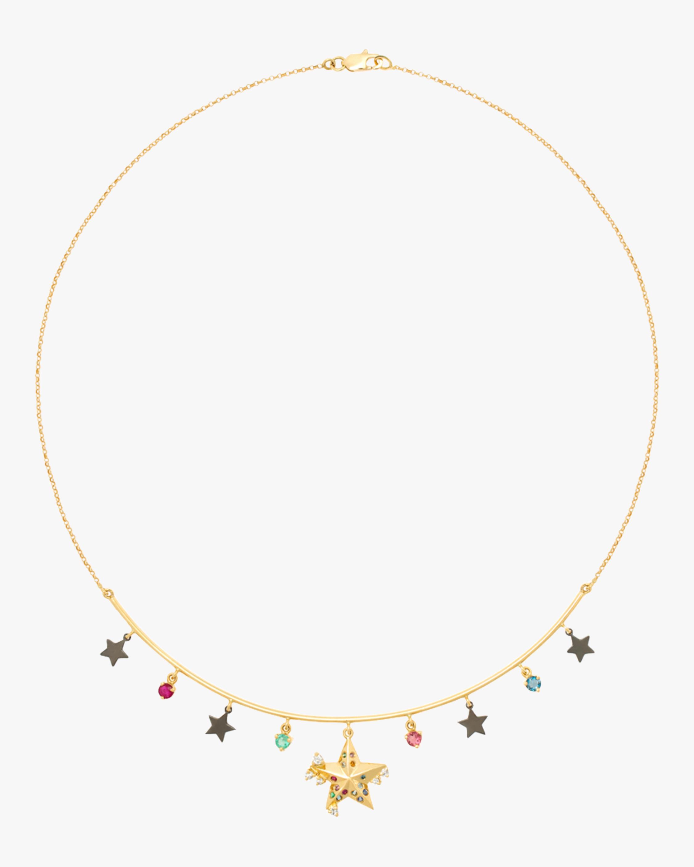 Carolina Neves Star Station Necklace 1