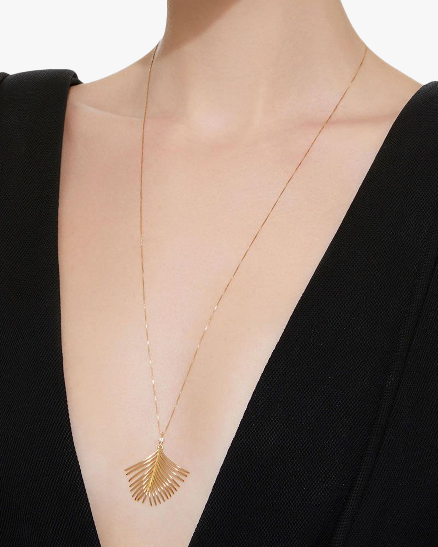 Essere Diamond Palm Pendant Necklace 2
