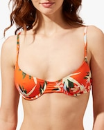 Solid & Striped The Ginger Bikini Top 0