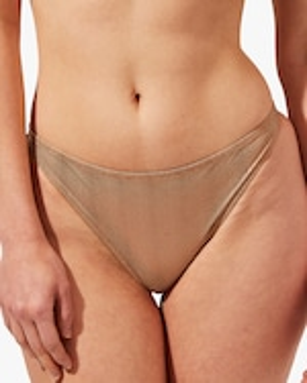 Solid & Striped The Tati Bikini Bottom 0