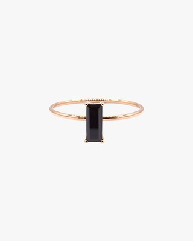 Natalie Marie Baguette Spinel Ring 1