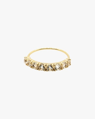 Natalie Marie Stone Wrap Ring 1