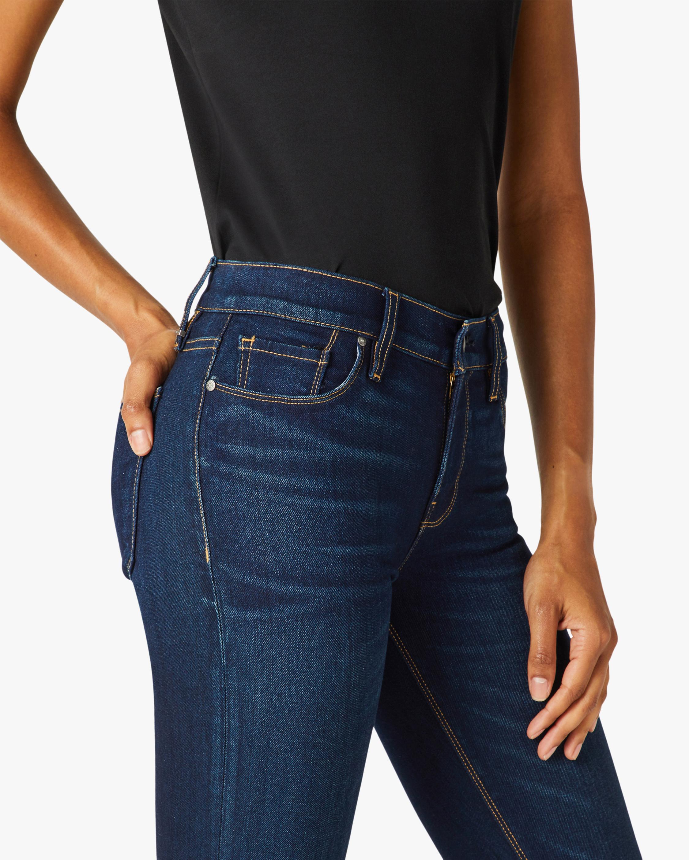 Hudson Barbara High-Waist Bootcut Jeans 4