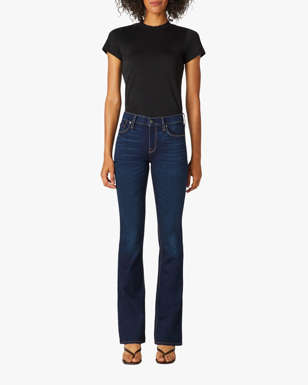 Hudson Barbara High-Waist Bootcut Jeans 2