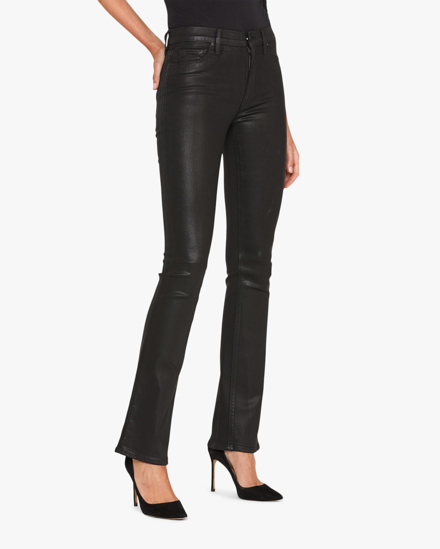 Hudson Barbara Faux Leather Pants 2