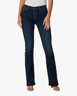 Hudson Nico Mid-Rise Bootcut Jeans 0