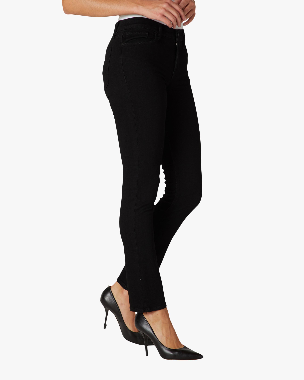 Hudson Nico Mid-Rise Straight Jeans 1