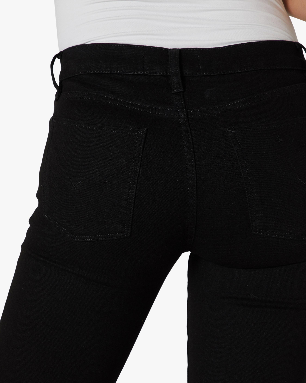 Hudson Nico Mid-Rise Straight Jeans 4