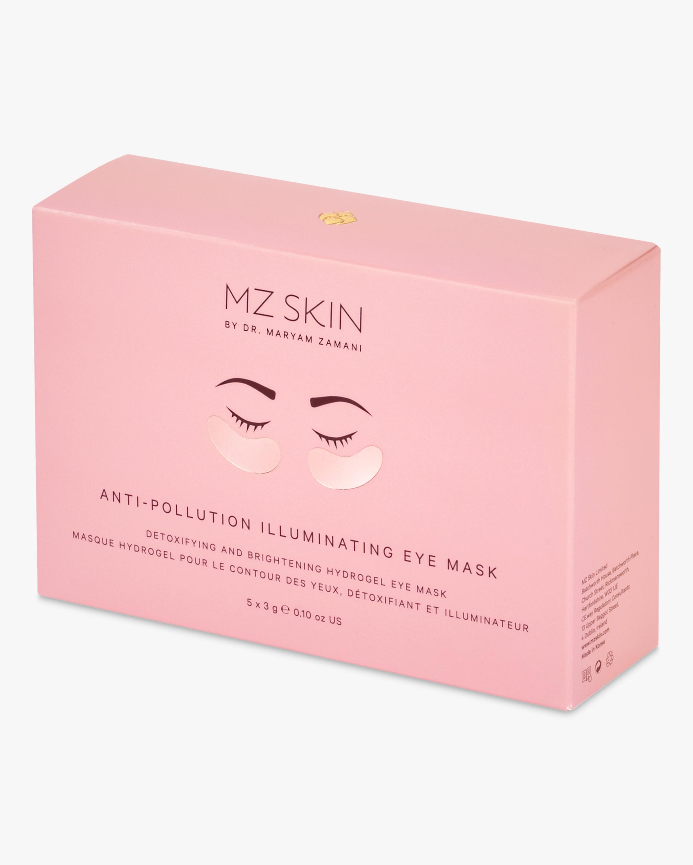MZ Skin Anti Pollution Illuminating Eye Masks 1