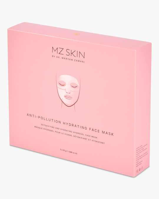 MZ Skin Anti Pollution Hydrating Face Masks 0