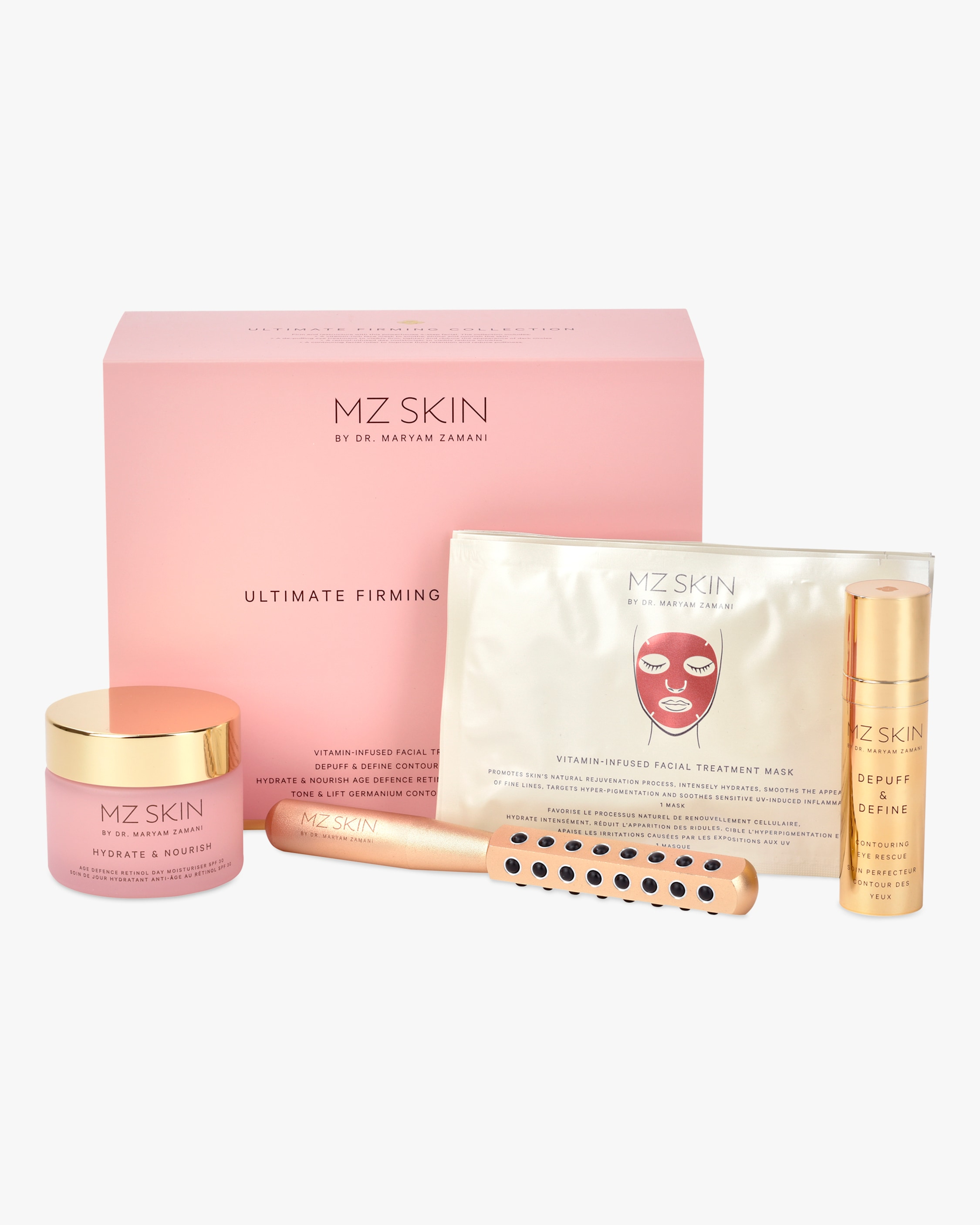 MZ Skin Ultimate Firming Collection 1