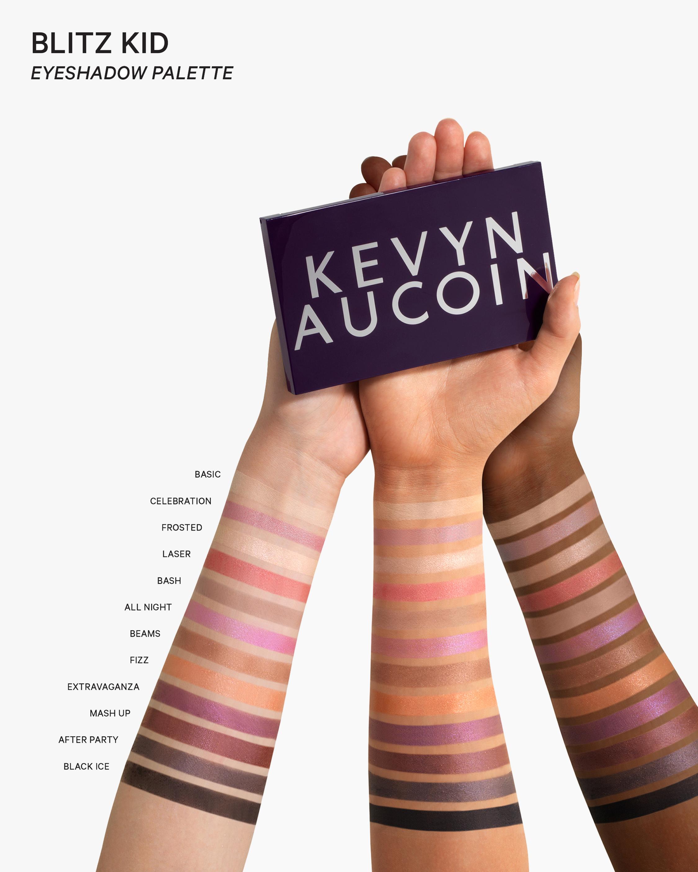 Kevyn Aucoin Blitz Kid Eyeshadow Palette 2