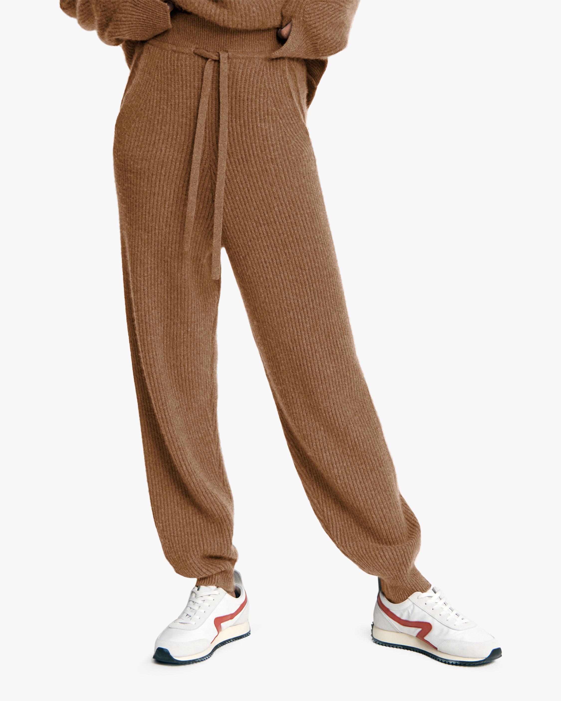 rag & bone Pierce Cashmere Pants 1
