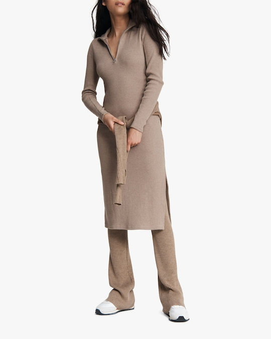 rag & bone Laila Zip Dress 1