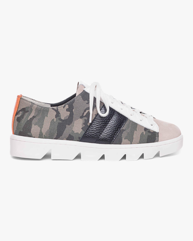 Bernardo Camo Dakota Sneaker 1