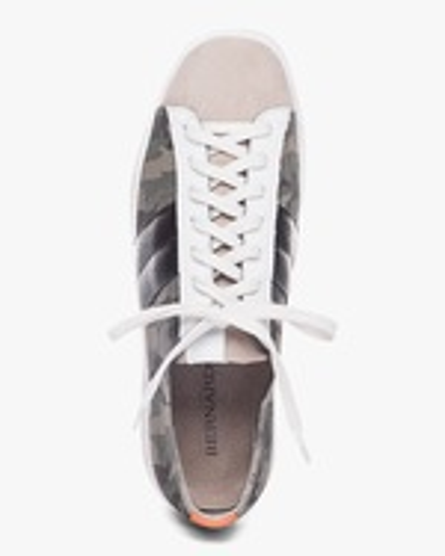 Bernardo Camo Dakota Sneaker 3