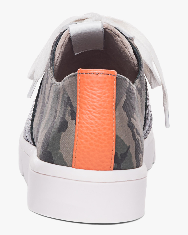 Bernardo Camo Dakota Sneaker 5
