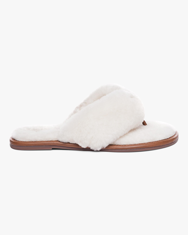 Bernardo Miami Shearling Slipper 1