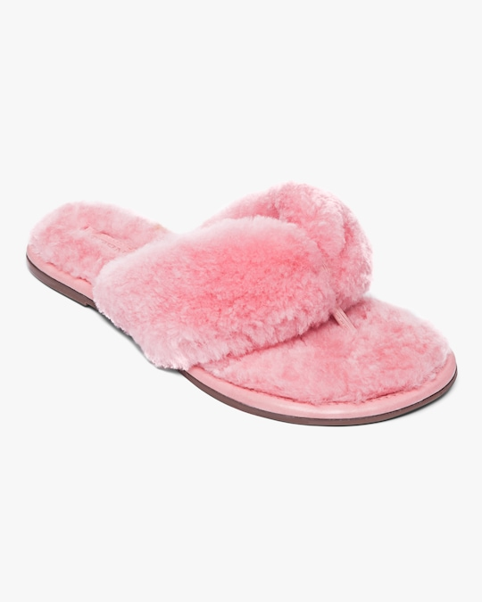 Bernardo Miami Shearling Slipper 1