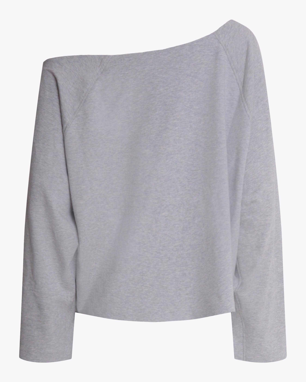 Norma Kamali Drop-Shoulder Sweatshirt 2