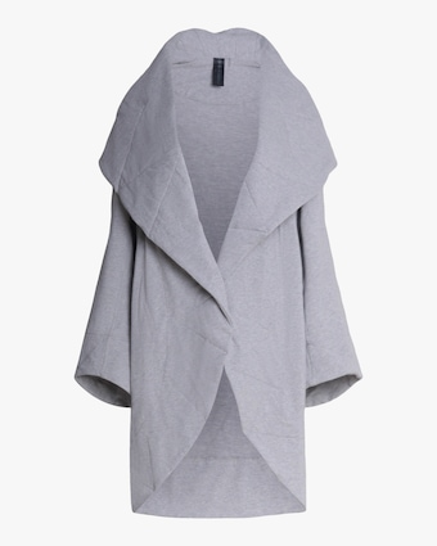 Norma Kamali Shawl-Collar Coat 1