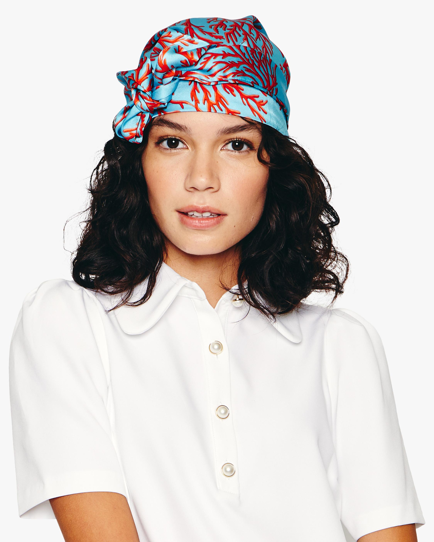 Eugenia Kim Gigi Silk Turban 1