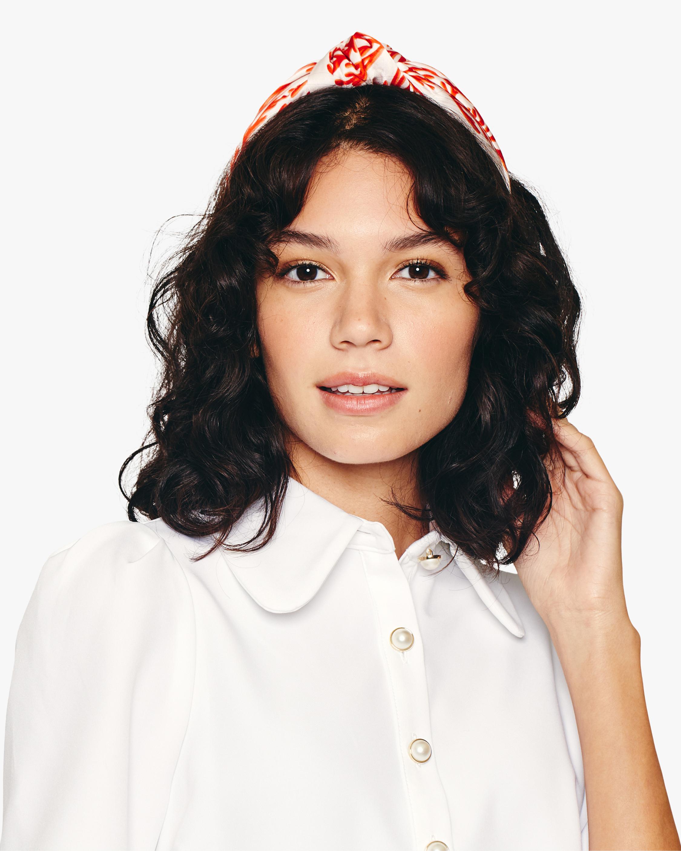 Eugenia Kim Silk Karyn Headband 1