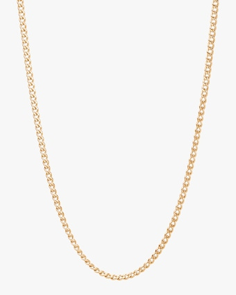 John Hardy Men's Gold Curb Chain 2
