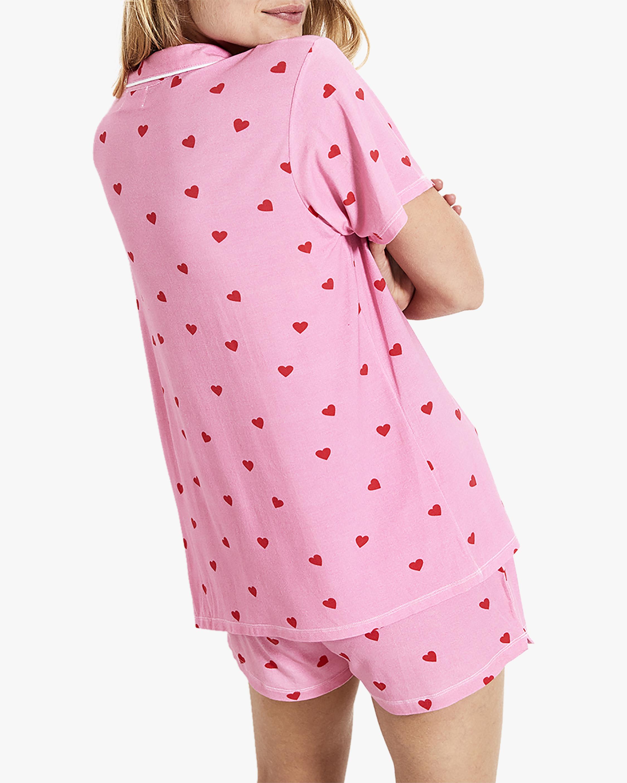 Stripe & Stare Hearth Throb Bed Shorts Set 3