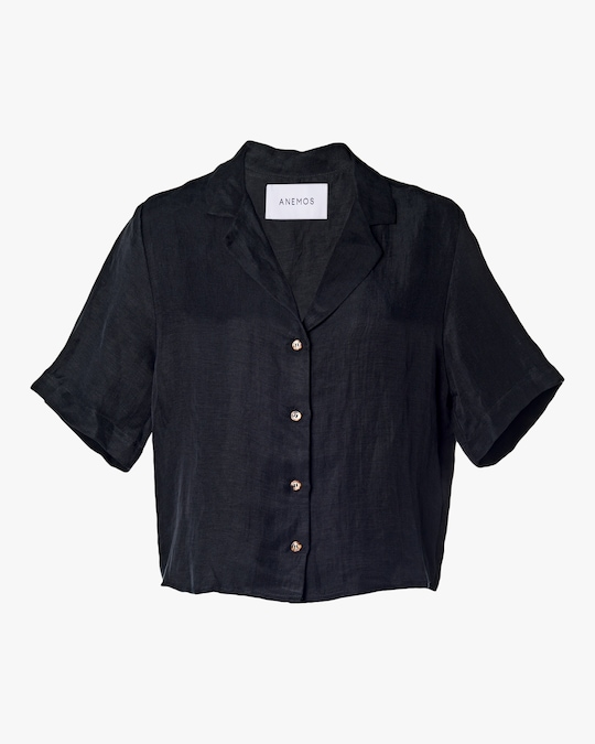 Anemos The Hutton Short-Sleeve Shirt 0