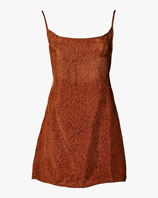 Anemos The K.M Tie Mini Dress 0