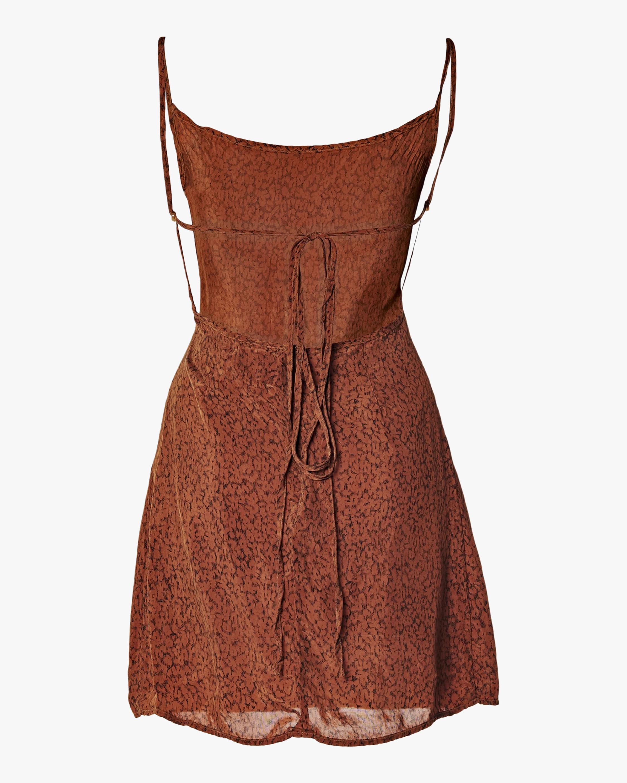 Anemos The K.M Tie Mini Dress 2