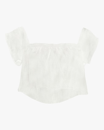 Anemos The Flutter Crop Top 2