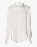 Anemos The Phillips Long-Sleeve Button-Down 0