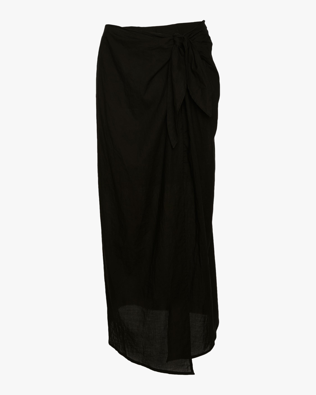 Anemos The Wrap Midi Skirt 1