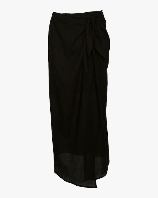 Anemos The Wrap Midi Skirt 0