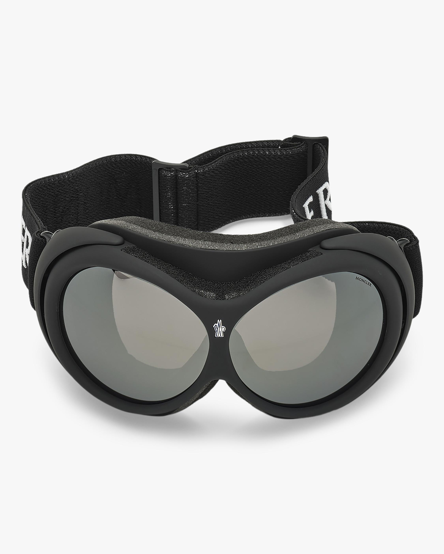 Moncler Black Smoke Ski Goggles 0