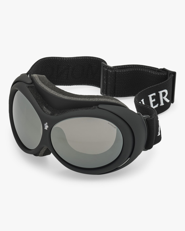 Moncler Black Smoke Ski Goggles 2