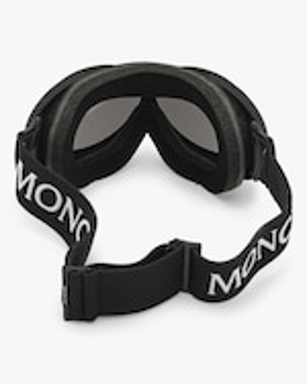 Moncler Black Smoke Ski Goggles 4