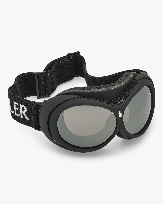 Moncler Black Smoke Ski Goggles 5
