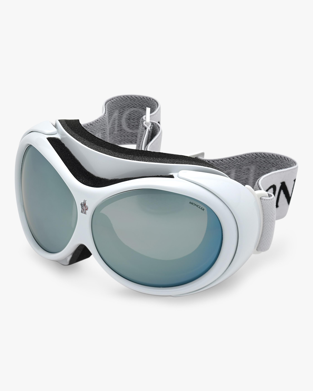 Moncler White Smoke Ski Goggles 2