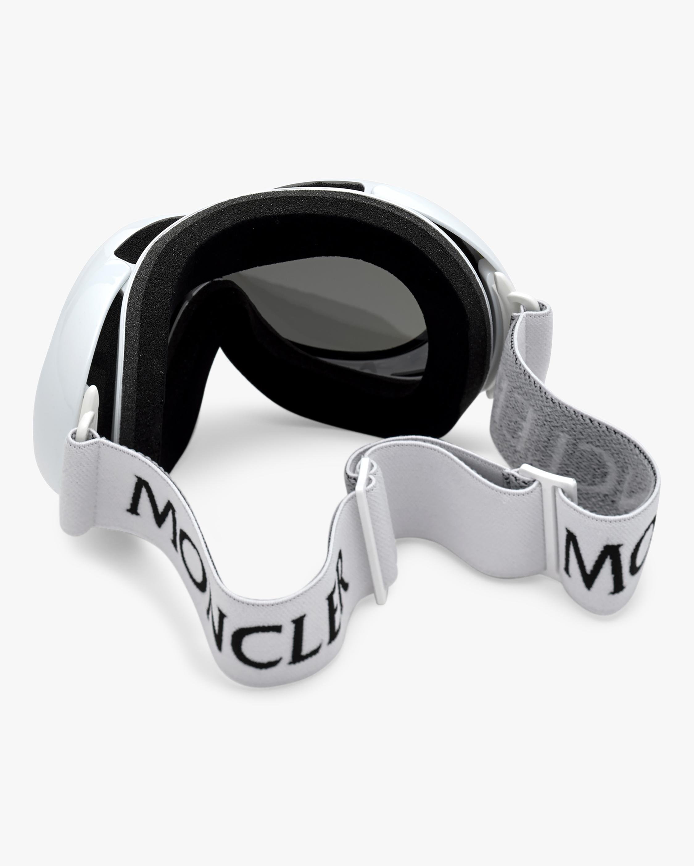 Moncler White Smoke Ski Goggles 3