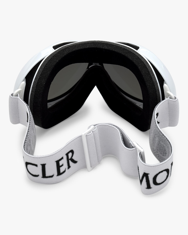 Moncler White Smoke Ski Goggles 4