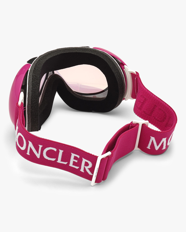 Moncler White Ski Goggles 3