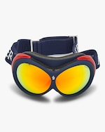 Moncler Blue Mirrored Ski Goggles 0