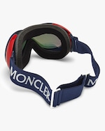 Moncler Blue Mirrored Ski Goggles 3