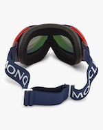 Moncler Blue Mirrored Ski Goggles 4