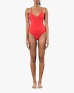 Mara Hoffman Emma One-Piece Swimsuit 0